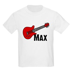 Guitar - Max T-Shirt