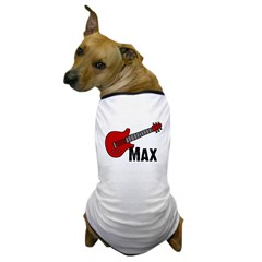 Guitar - Max Dog T-Shirt