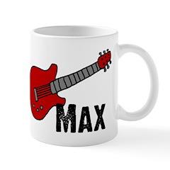 Guitar - Max Mug