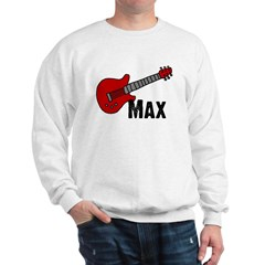 Guitar - Max Sweatshirt