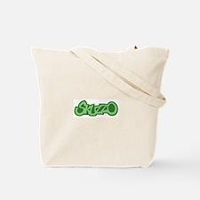 Skuzzo Happy Turtle Tote Bag