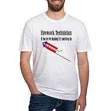 Firework Tech Shirt