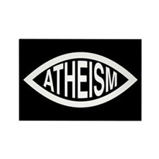 Atheism Rectangle Magnet (10 Pack) Magnets