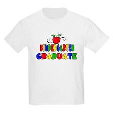 Apple Kindergarten Graduate T-Shirt