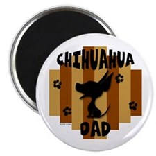 """Chihuahua Dad 2.25"""" Magnet (100 pack)"""