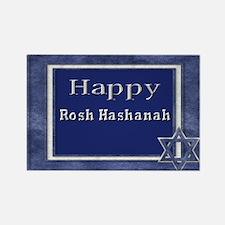 happy rosh hashanah Rectangle Magnet