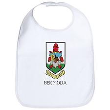 Bermuda Coat of Arms Bib