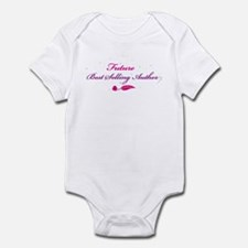 Future Best Selling Author Infant Bodysuit