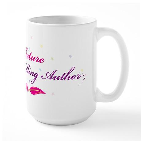 Future Best Selling Author Large Mug