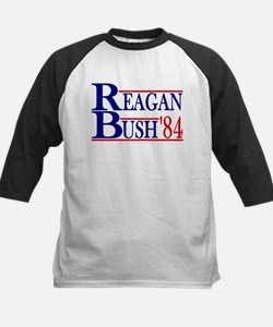 Reagan Bush 1984 Tee
