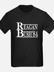 Reagan Bush 1984 T