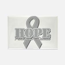 Hope Parkinsons Disease Rectangle Magnet