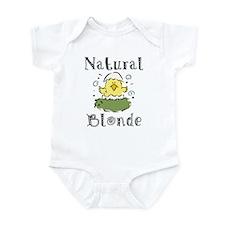 Natural Blonde Infant Creeper