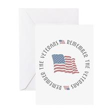 Remember the Veterans Greeting Card