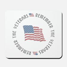 Remember the Veterans Mousepad