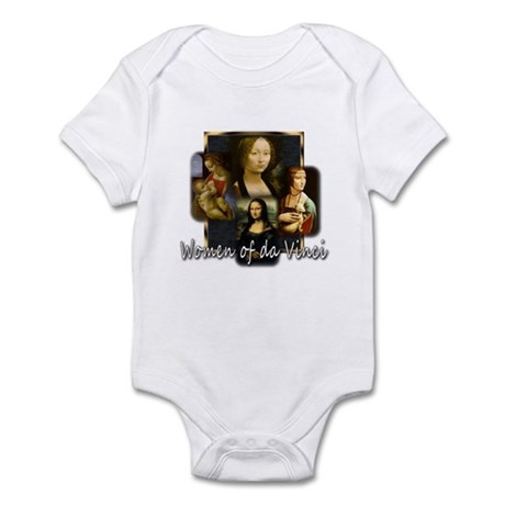 Women of da Vinci Infant Bodysuit