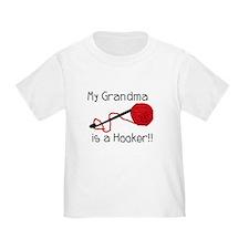 My Grandma is a Hooker T