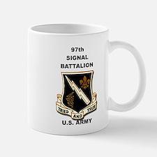 97TH SIGNAL BATTALION Mug