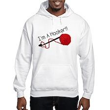I'm a Hooker Jumper Hoody
