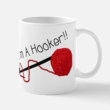 I'm a Hooker Mug