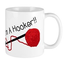 I'm a Hooker Small Mug