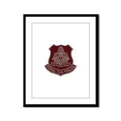 Royal Thai PD Framed Panel Print