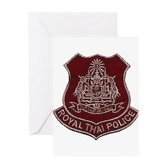 Royal Thai PD Greeting Card