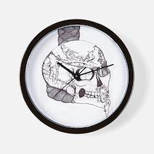 Cute Black chain Wall Clock