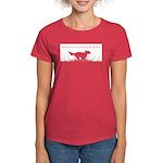 Lizzie Running Women's Dark T-Shirt