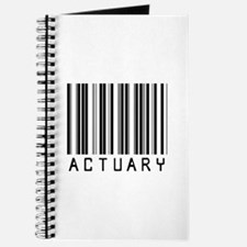 Actuary Barcode Journal