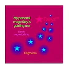 Fairyz&#8482 Tile Coaster