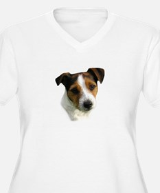 Jack Russell Watercolor T-Shirt