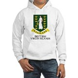 British virgin islands Light Hoodies
