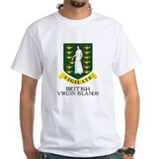 BVI Coat of Arms Shirt