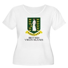 BVI Coat of Arms T-Shirt