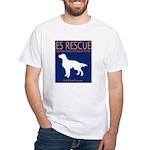 ES White T-Shirt