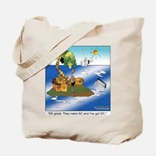 AC/DC Island Tote Bag