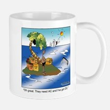 AC/DC Island Mug