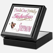 Fabulous Stepmom Keepsake Box