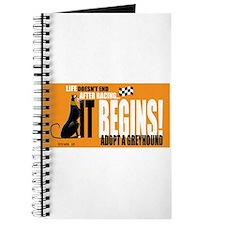 Life After Racing Journal