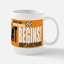 Life After Racing Mug