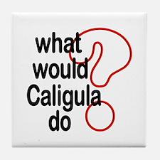 Caligula Tile Coaster