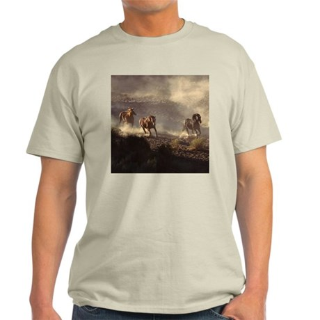 Horse Light T-Shirt