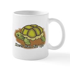 Slower than Dialup Mug