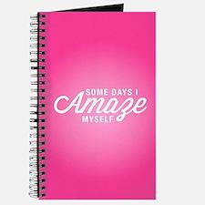 Amaze Myself Journal