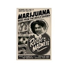 Reefer Madness 1 Rectangle Magnet