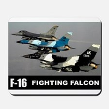 F-16 Falcon Fighter Mousepad