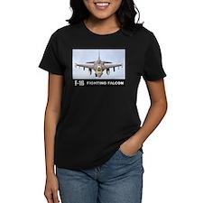F-16 Falcon Fighter Tee
