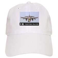 F-16 Falcon Fighter Baseball Cap