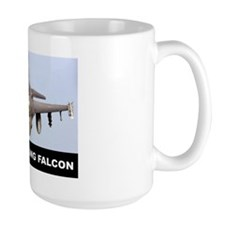 F-16 Falcon Fighter Mug